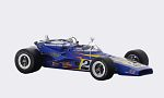 PJ Colt 70, No.2, Parnelli Jones racing, Johnny Lightning, Indy 500