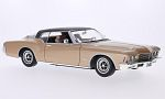 BUICK Riviera GS, gold/matt-black