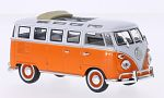 VW T1 samba, orange/white