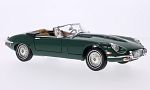 JAGUAR E-Type Roadster, dark green
