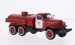 ZIL 157, red/white, fire brigade