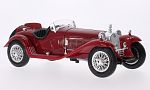 ALFA ROMEO 8C 2300 Spider Touring, red, RHD