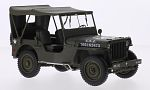 JEEP Willys, matt-olive, U.S. Army