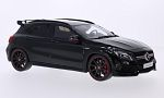 MERCEDES GLA 45 AMG (X156), metallic-black