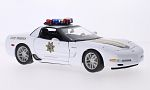 CHEVROLET Corvette (C5) Z06, State Trooper Highway Division
