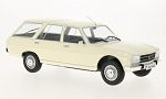 PEUGEOT 504 Break, white