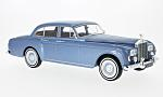 ROLLS ROYCE silver Cloud III Flying track H.J.Mulliner, metallic-light blue, RHD