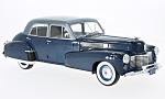CADILLAC Fleetwood series 60 Special Sedan, metallic-dark blue/metallic-light blue