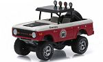 FORD Baja Bronco, red/white, No.66