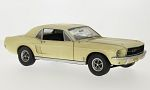 FORD Mustang Coupe, beige/Decorated, the Walking Dead