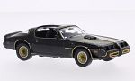 PONTIAC Firebird Trans Am, black/Decorated, Kill Bill
