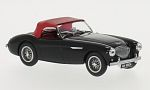 AUSTIN Healey 100 BN1, black/red, RHD