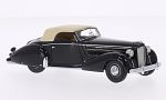PACKARD 1601 Eight Graber Convertible, black