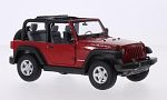 JEEP Wrangler, red