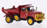 ZIL MMZ 555, red/yellow