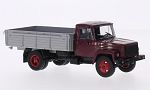GAZ 3307, dark red