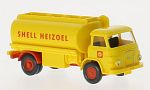 MAN 415 tank truck, Shell heating oil