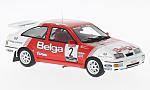 FORD Sierra RS Cosworth, No.2, Belga, Haspengouwrally