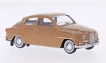 SAAB 96, light brown