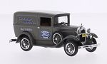 FORD Model A Livery, grey, Jericho Motors