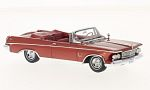 IMPERIAL Crown Convertible, metallic-red