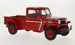 JEEP Willys Pick Up, red