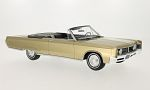 CHRYSLER Newport Convertible, metallic-beige