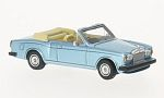 ROLLS ROYCE Corniche Convertible, metallic-light blue, RHD
