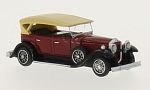 PACKARD 733 Straight 8 sport Phaeton, dark red/black