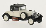 ROLLS ROYCE silver Ghost Doctors Coupe , light beige/black, RHD