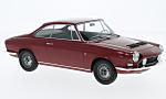 SIMCA 1200 Southern Bertone Coupe, dark red