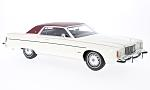 MERCURY Marquis 2-Door Hardtop Coupe, white/dark red