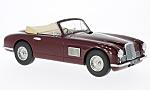 ASTON MARTIN DB2 DHC, dark red, RHD