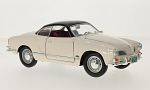 VW Karmann Ghia, white/black