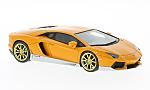 LAMBORGHINI Aventador LP700-4 Miura Homage, orange/silver