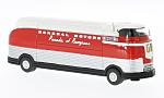 GM Futurliner, red/white, GM Parade of Progress