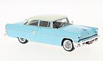 MERCURY customs 2-Door Sedan, light blue/white