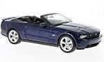 FORD Mustang GT Convertible, metallic-dark blue