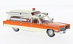 CADILLAC S&S, white/orange