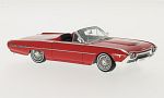 FORD Thunderbird sports Roadster, red