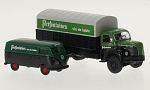 VW + BERLIET 2er-Set: T1b and GLR 8 PP, Prefontaines (F)