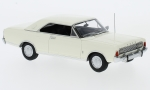 FORD Taunus P7b 17M Coupe, white