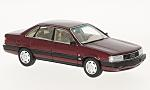 AUDI 200 quattro 20V, metallic-dark red