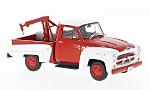 CHEVROLET 3100 Tow Truck, red/white