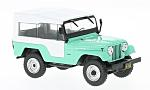 JEEP CJ-5, hellgrün/white