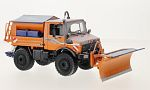MERCEDES Unimog Ü 1600, orange, winter services
