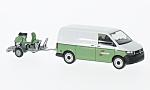 VW T6 box wagon, Transport Wandt