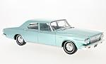 CHRYSLER Newport 4-Door Sedan, metallic-light green
