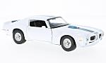 PONTIAC Firebird Trans Am, white/Bl