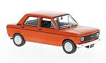 FIAT 128 Europe, light red